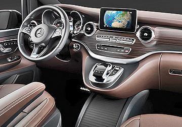 U.S. dealers might get Mercedes rwd minivan. Mercedes minivan???