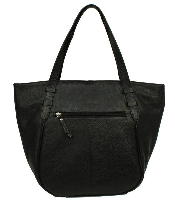 Burkely Mary Handbag Black