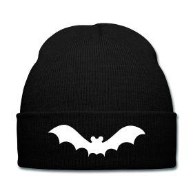 Bat Beanie - Available Here: http://sondersky.spreadshirt.com.au/bat-A18447144