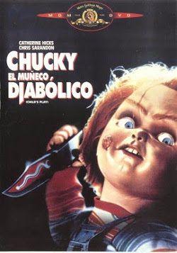 """Ver película Chucky 1 online latino 1988 gratis VK completa HD sin cortes descargar audio español latino online. Género: Terror Sinopsis: """"Chucky 1 online latino 1988"""". """"El muñeco diabólico"""". """"Child's Play"""". El asesino Charles Lee Ray se refugia en una fábrica de muñe"""