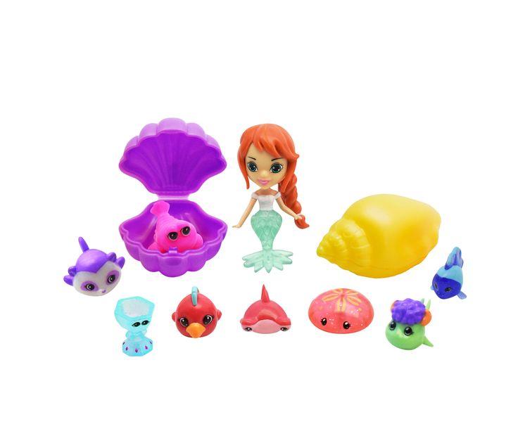 TPF Toys Splashlings & Mermaid - Wave 2 12-pack