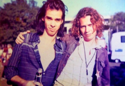 Nick Cave & Wayne Coyne. While I am still Nick Cave's number one fan, Wayne Coyne can kiss my Oklahoma Cherokee ass. He has betrayed this fan. Racist shit.