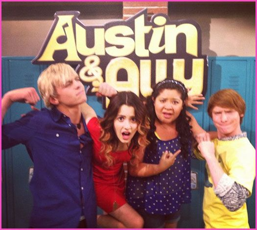Austin & Ally Latest News Photos and Videos
