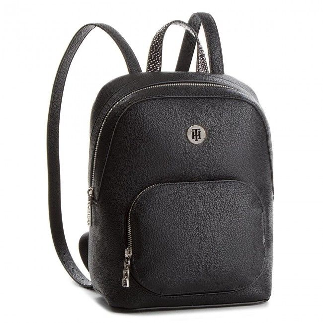 Batoh TOMMY HILFIGER - Th Core Backpack AW0AW05447 002  9c80443b787