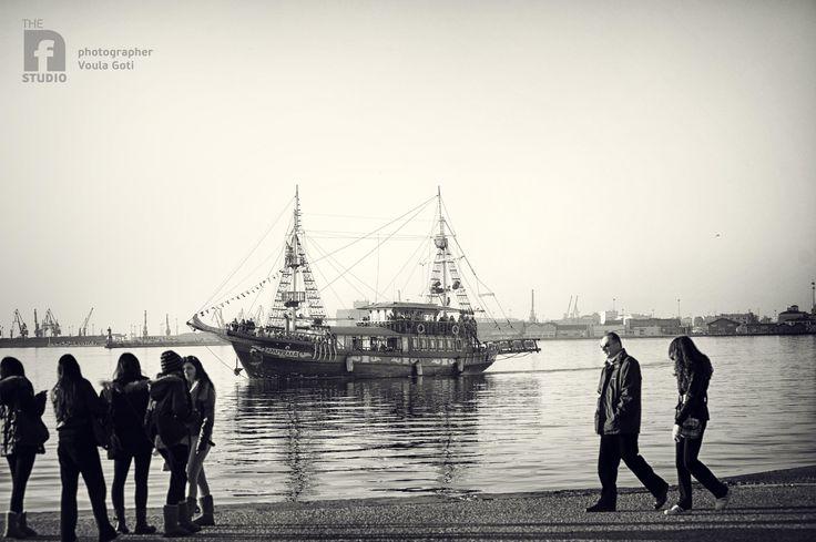 Thessaloniki #nea_paralia #sea