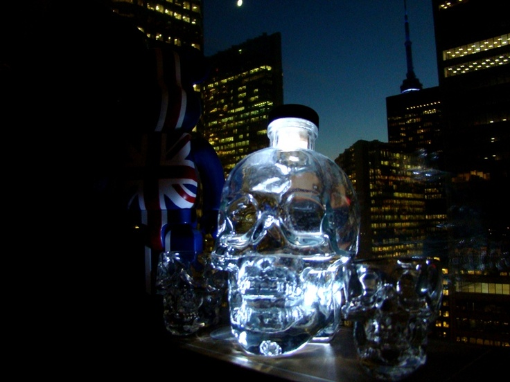Crystal Head Vodka #CHVdeadday