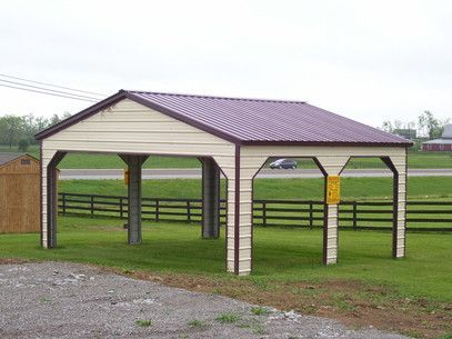 Carport Kits South Carolina SC | DIY Metal Carports South ...