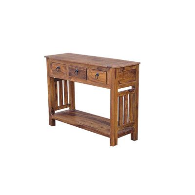 Ethnic Elements Kerala Console Table & Reviews | Wayfair UK