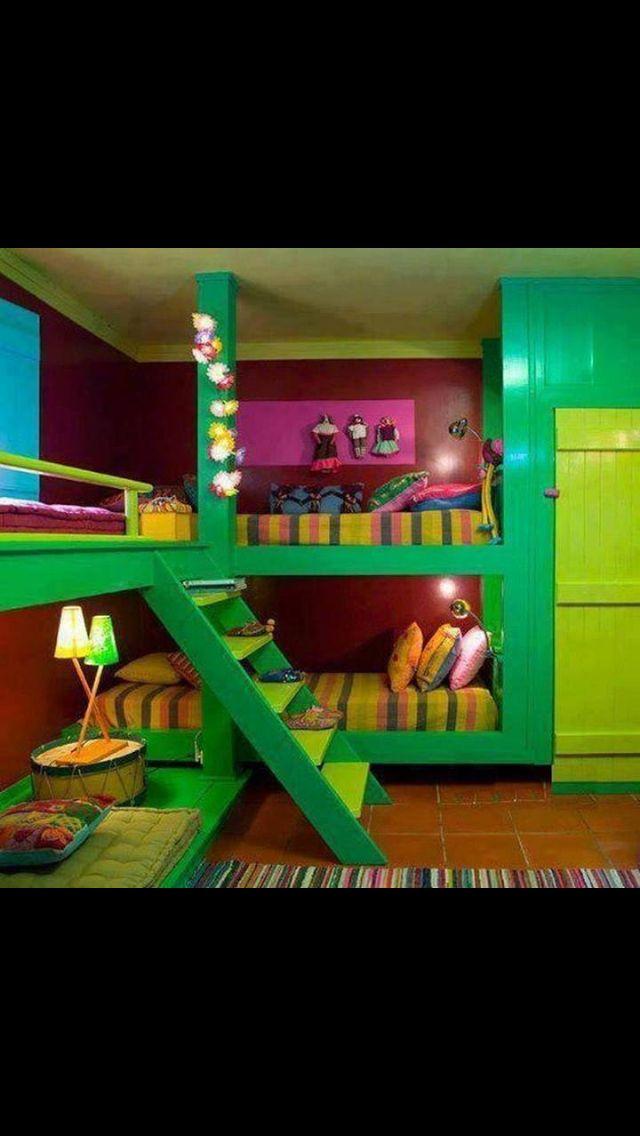 Kids mezzanine bed bed room mezzanine idea pinterest kid mezzanine and mezzanine bed - Bed mezzanie kind ...