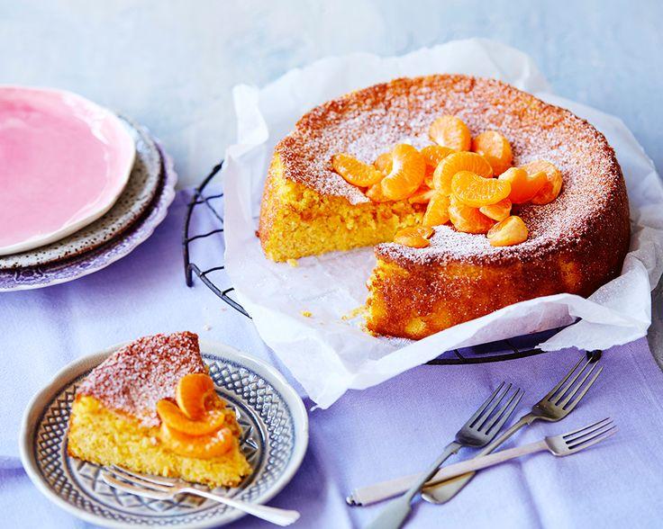 Mandarin & Almond Cake | IGA Australia