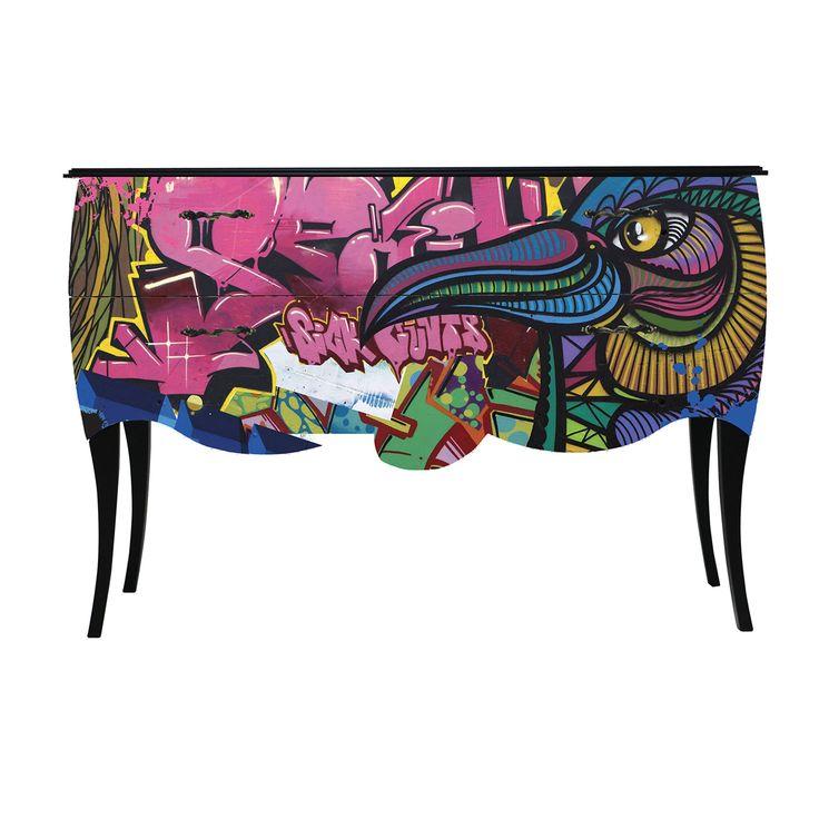 les 25 meilleures id es de la cat gorie commode de pochoir sur pinterest pochoir des meubles. Black Bedroom Furniture Sets. Home Design Ideas