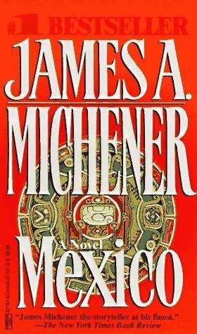james michener book cover art | previous book next book