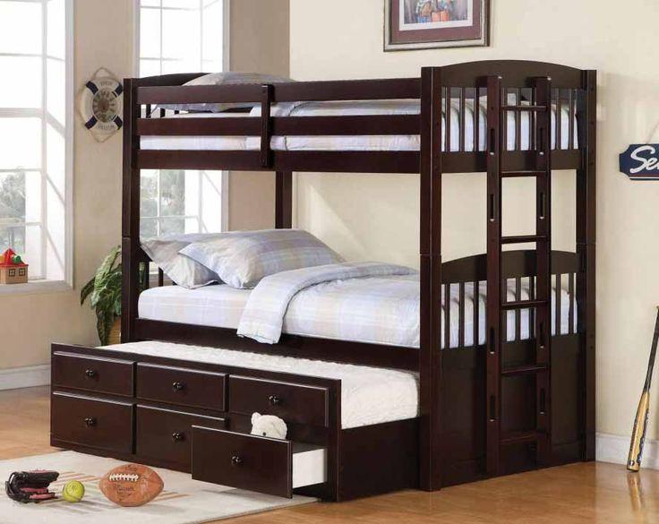 Jual tempat tidur anak multifungsi sorong dan laci Tempat tidur anak multifungsi sorong dan laci ini terbuat dari kayu jati yang di produksi di jepara. dike