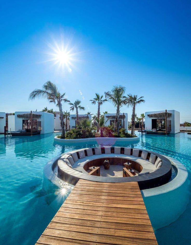 5 Sterne Erwachsenenhotel Stella Island Luxury Resort auf Kreta