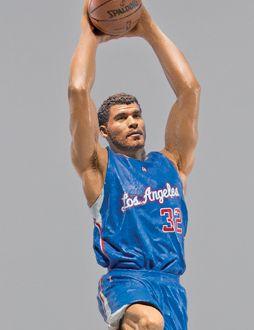 McFarlane NBA Sports Picks Series 26 Blake Griffin LA Clippers Action Figure
