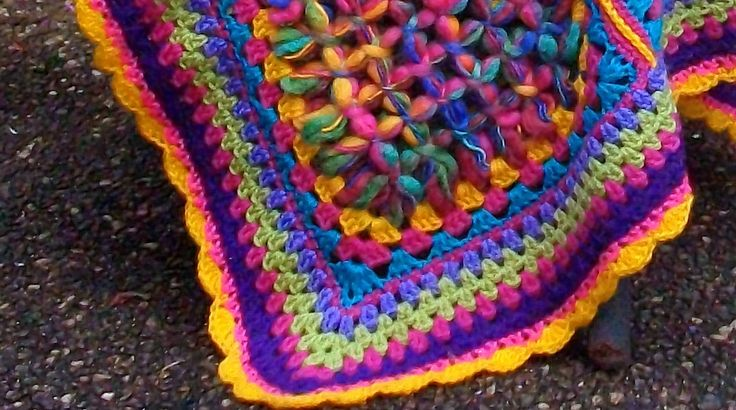 The Butterfly Loom: HAPPY COLOURS