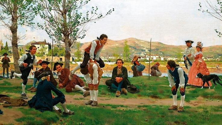 Raffaello Sorbi Italian Painter Mendelssohn (Pubblicato il 11 mar 2017)