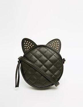 The cutest purse, a cat one !