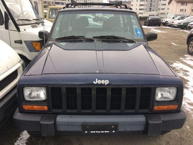 JEEP Cherokee 2.5 TD, Diesel, Occasion / Gebraucht, Handschaltung