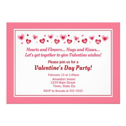 The 25+ best DIY Valentineu0027s day invitations ideas on Pinterest - valentines day invitations