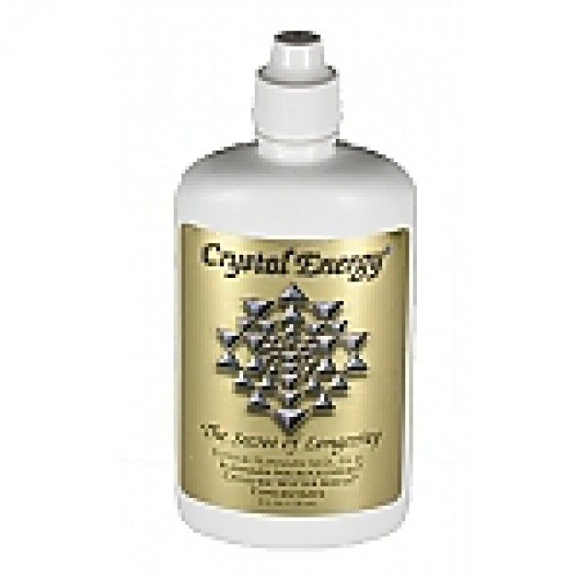 Crystal Energy is the first product Dr. Patrick Flanagan invented after studying Hunza water. It consists of billions of spherical nanoparticles of silica that have the highest zeta potential ever measured. When added to water Crystal Energy instantly tur