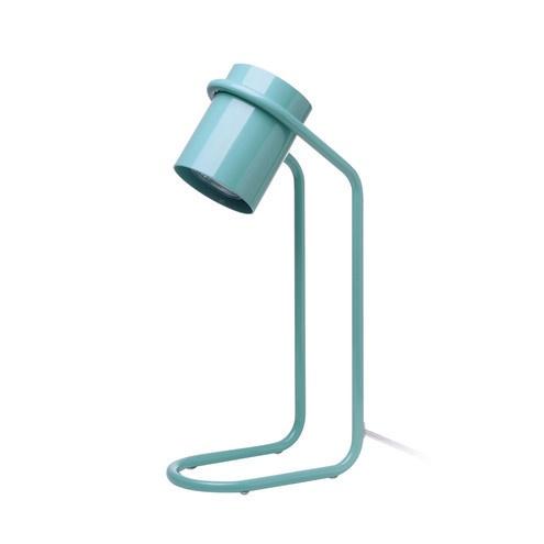 Mini Me Table Lamp Turquoise
