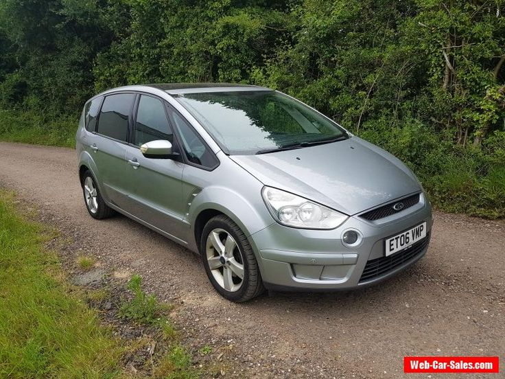 2006 ford s max 2.0 tdci diesel 7 seater ford smax