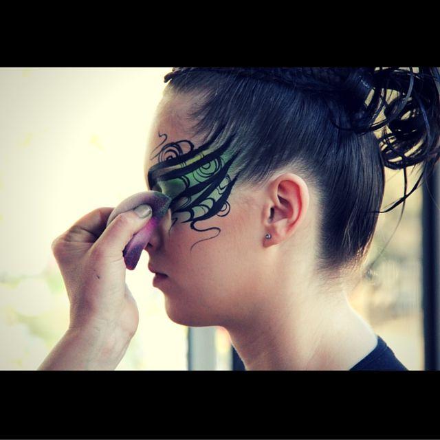 #bodyartandfacemasks #dontdopretty #DDP
