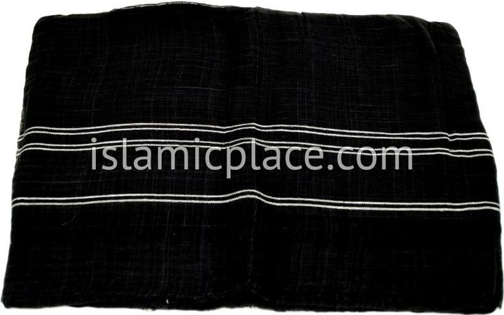 Black - Muslim Turban Imama Pagri Cloth