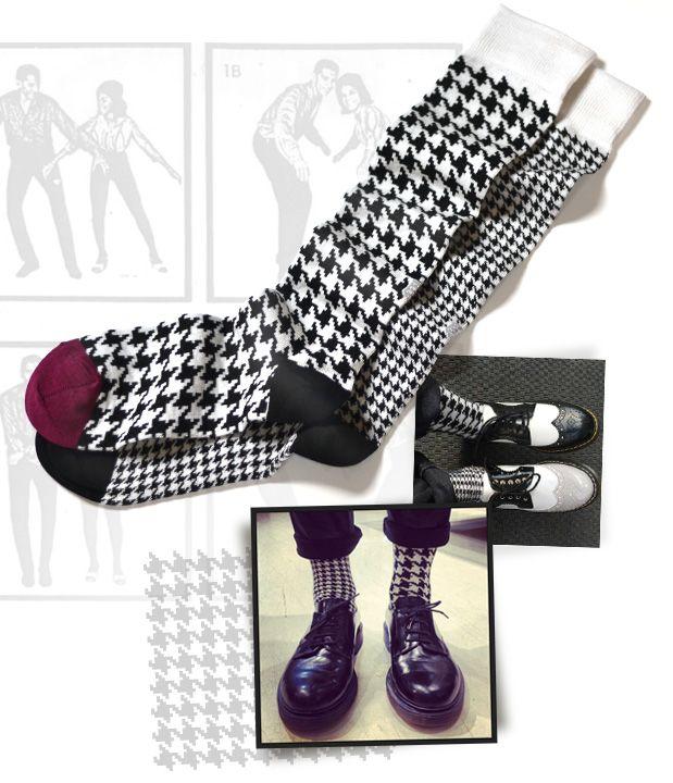John Poulle socks | Light drawer | Oybō: untuned socks for smart feet