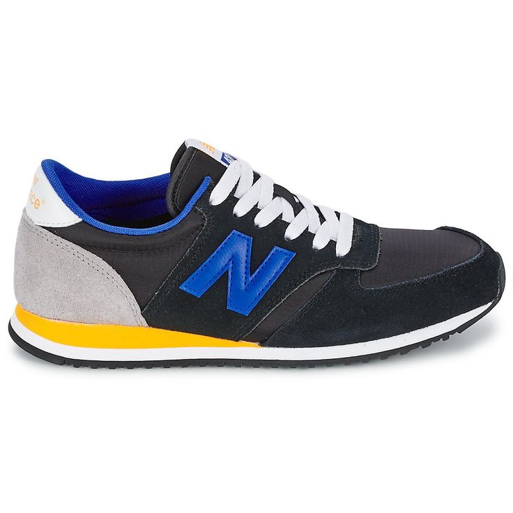 new balance 420 yellow blue