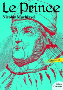 Le prince - nicolas machiavel - Culture commune (Inconnu)