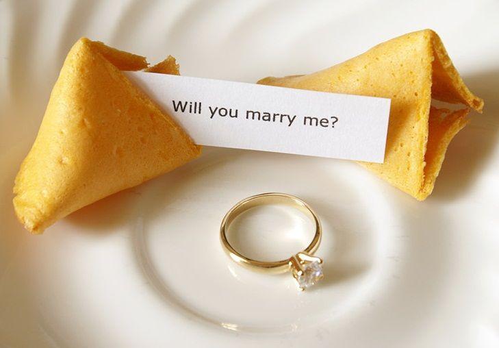 Propuesta matrimonio sorpresa