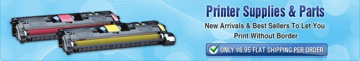 HP Ink, LaserJet & Toner Cartridges For Your HP Printer