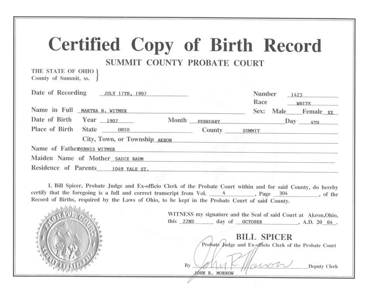 99 best Birth Certificate Bond images on Pinterest Birth - copy california long form birth certificate
