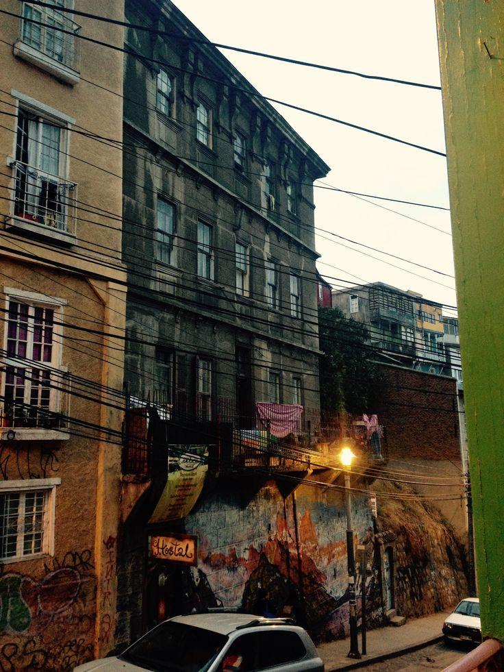Vista desde Café Arte y Girasoles