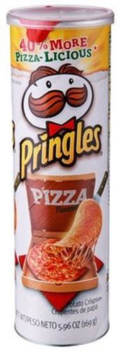 Pringles Pizza Flavor Only $0.51 Per Can! - http://couponingforfreebies.com/pringles-pizza-flavor-0-51-per-can/