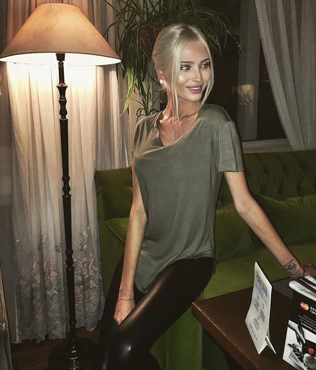 """Alena Shishkova - """"This trip to St. Petersburg was a special My friend…"""