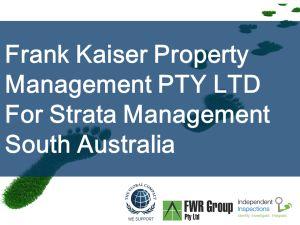 Independent Inspections: Frank Kaiser Property Management Pty Ltd - Strata ... http://iigi.com.au/services/strata-services/