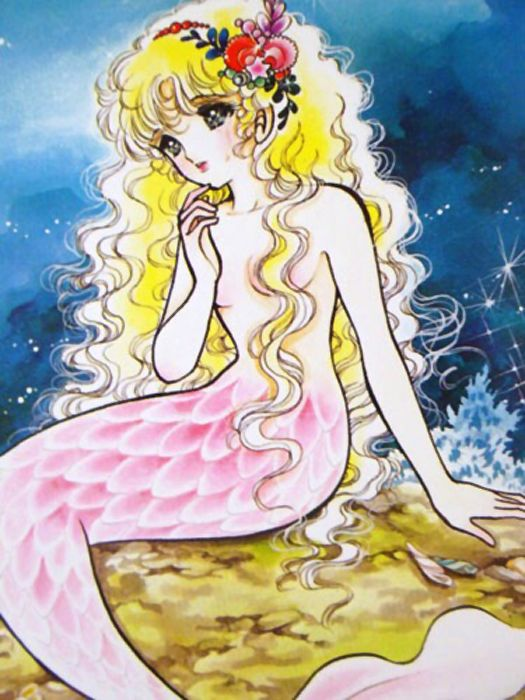 Ingénue Mermaid