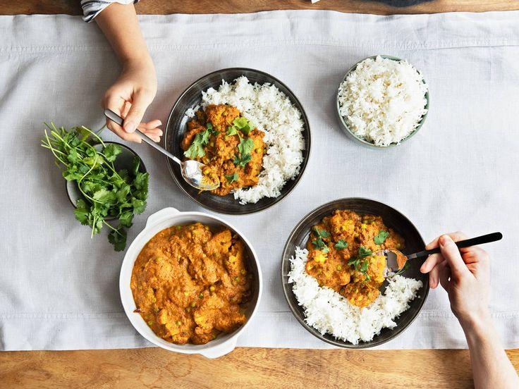 Von Chicken Tikka Masala bis Naan: 10 indische Rezepte für zu Hause