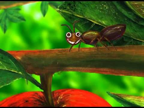 A is for Ant  abcd kid songs
