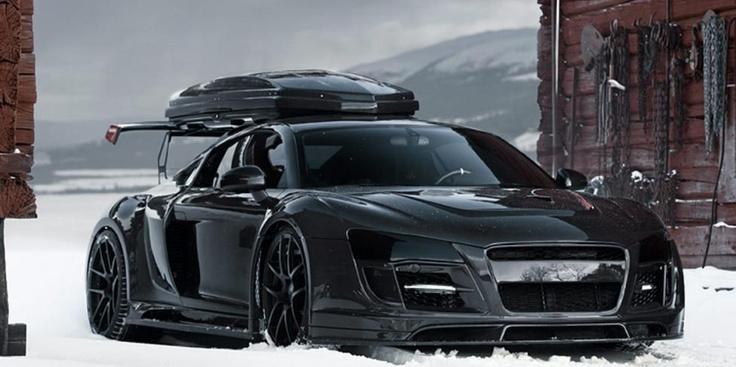 Jon Olsson's Audi R8