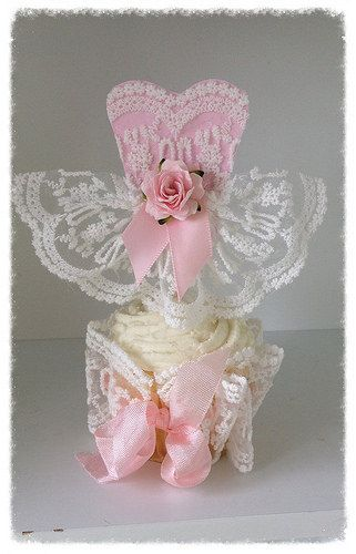 Beautiful Princess Dress Cupcake Topper Ballerina Tutu  for Birthday Party or Birthday Decorations