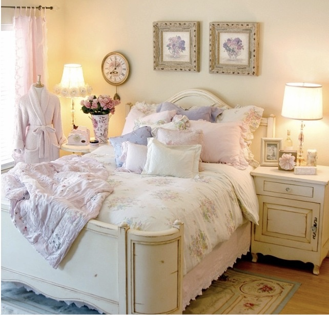 We Have 10 Country Cottage Bedroom Decorating Ideas Below With Different  Stunning Color Schemes.