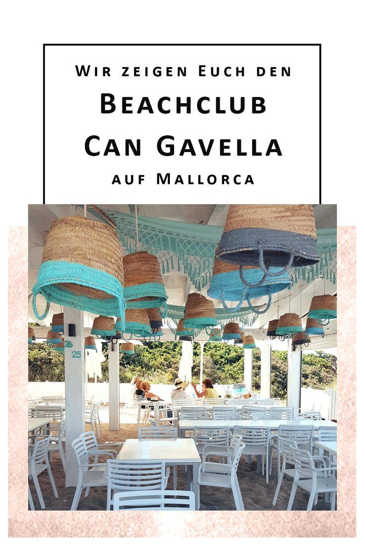 Entdecke das Beachrestaurant Can Gavella auf Mallorca