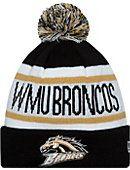 Western Michigan University Broncos Biggest Fan Knit Pom Hat