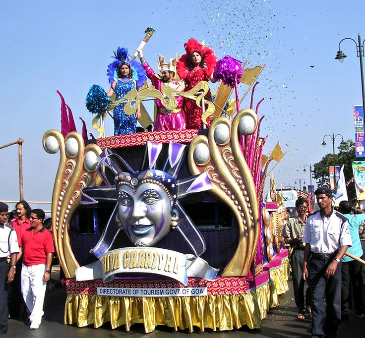 Good Times At The Goa Carnival - 2015 | Goa Holiday Guide - Luxury and Budget Hotels for Goa Tours - Goa Holiday Guide
