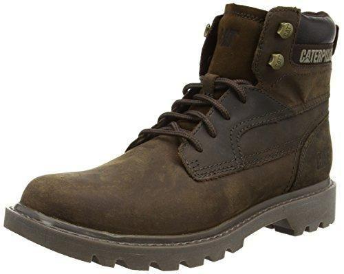 Oferta: 77.72€. Comprar Ofertas de Cat Footwear BRIDGEPORT - botas chukka de cuero hombre, color marrón, talla 42 barato. ¡Mira las ofertas!