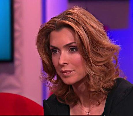 La femme du jour c'est Véronique Mounier animatrice sur Chérie 25 TV